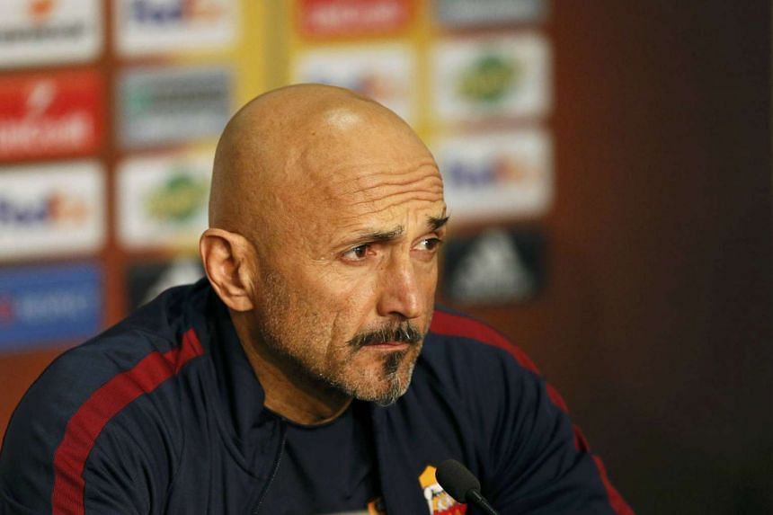 Roma coach Luciano Spalletti has been linked with a move to Serie A  club Juventus.