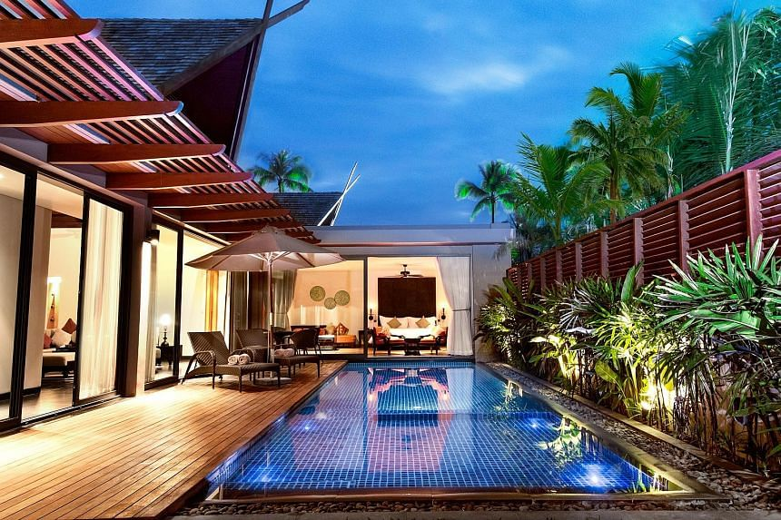 Anantara Vacation Club travel video contest finalists get a trip to its resort in Phuket, Thailand. (Above) Regent Taipei has launched a package including a trip to a strawberry farm. (Below) Qatar Airways' new Qsuite business class has seats designe