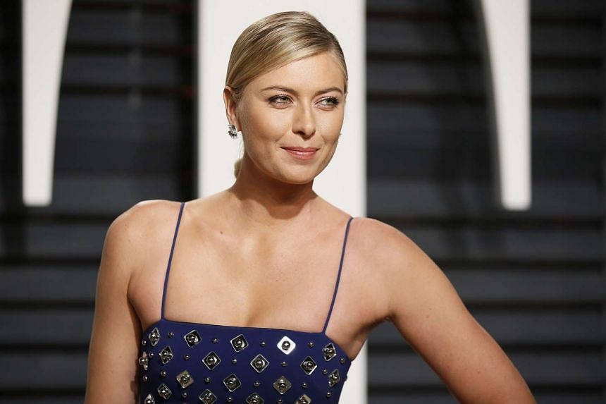 Former tennis world No. 1 Caroline Wozniacki said Maria Sharapova (pictured) should play her way back into the tournaments after returning from a drug suspension.