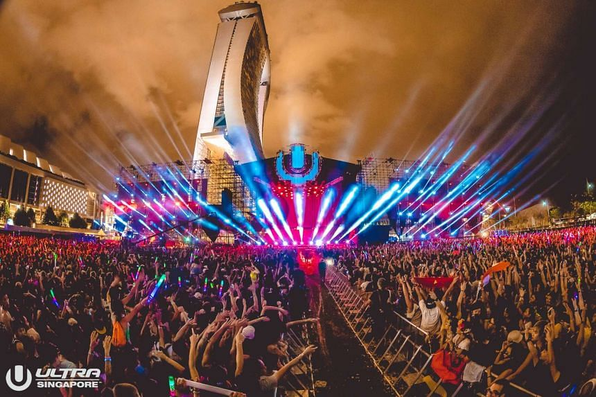 A total of 45,000 partygoers attended the inaugural edition of Ultra Singapore on Sept 10, 2016.