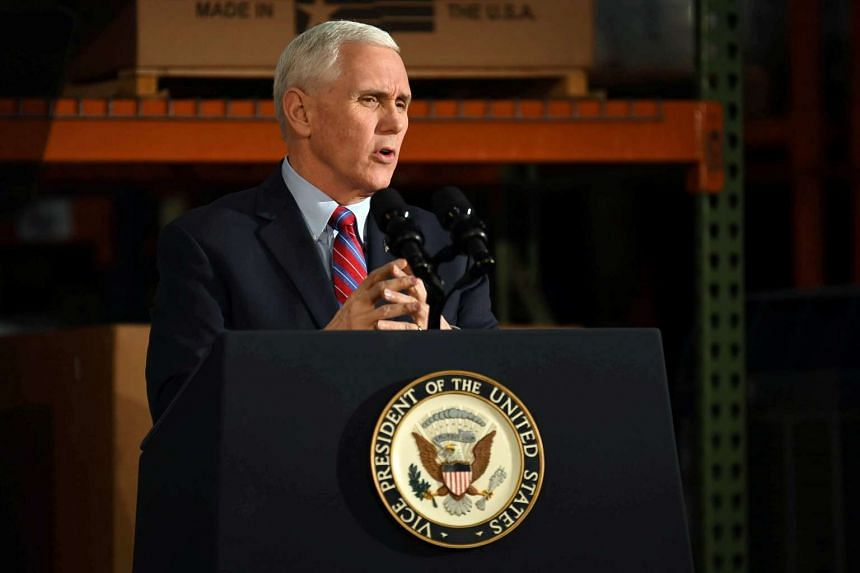 US Vice-President Mike Pence is set to visit Indonesia in April. He is also expected to visit Japan, South Korea and Australia.