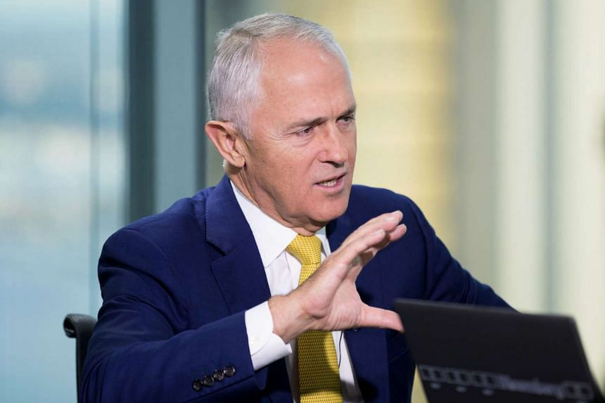 Support for Turnbull is at its lowest since he grabbed power in a party-room coup in September 2015.