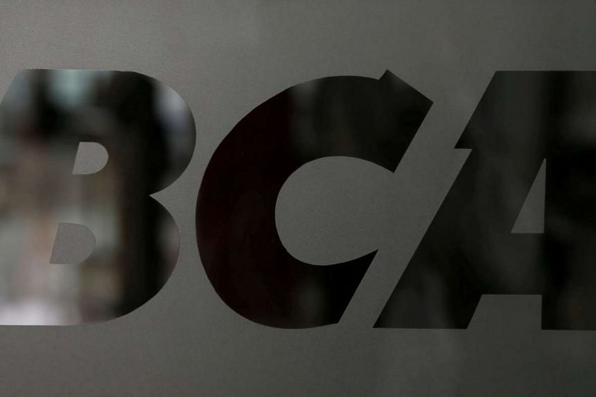 BCA posted a 2016 net profit of 20.6 trillion rupiah (S$2.17 billion), up 14.4 per cent from a year ago.