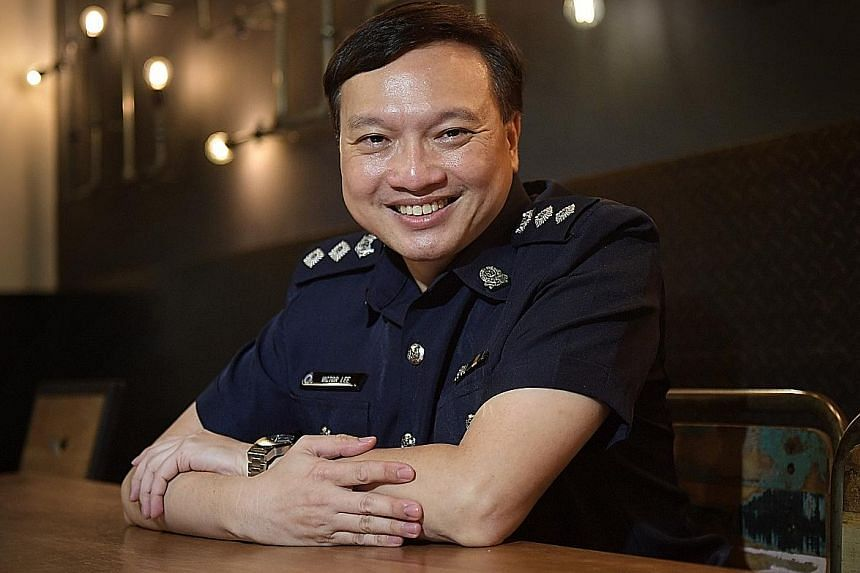 Supt (NS) Lee has taken lead roles in planning for the security of several high-profile events, such as the 2005 National Day Parade and the 2015 SEA Games.