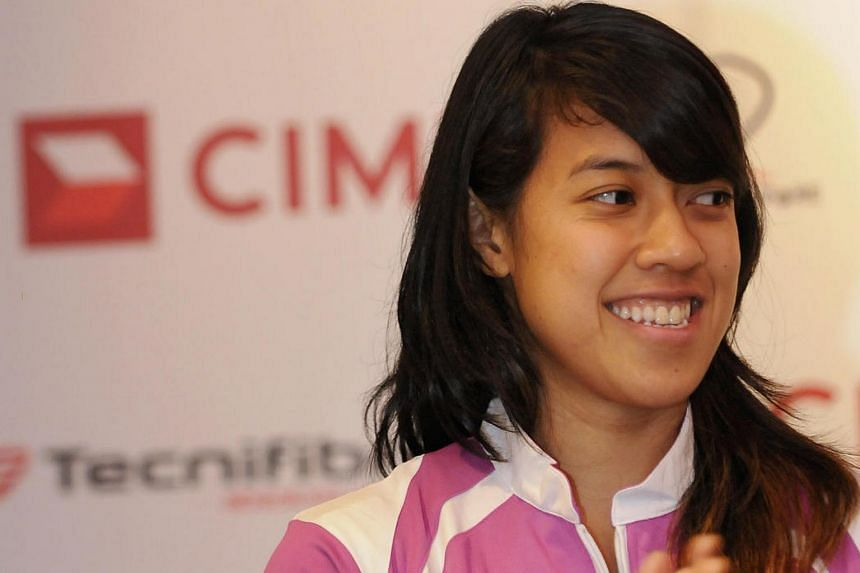 Malaysian squash queen Nicol David won her 81st Tour title on Saturday (March 11) during the Ciudad de Floridablanca Women's Squash Open in Colombia.