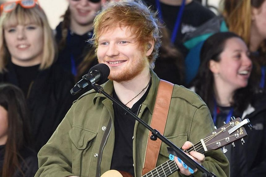 English singer-songwriter Ed Sheeran will guest star in Season 7 of TV series Game Of Thrones.