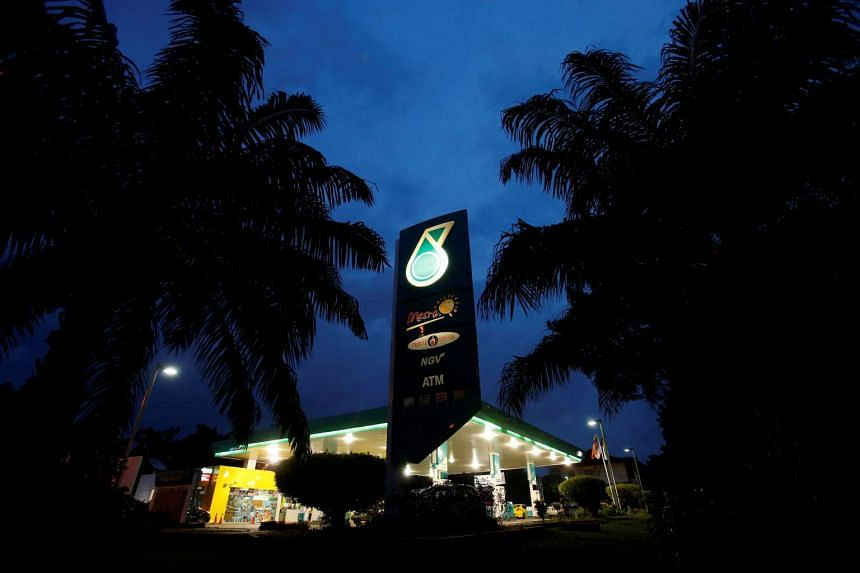 Petronas posted a profit after tax of 11.3 billion ringgit (S$3.58 billion) for the October-December period.