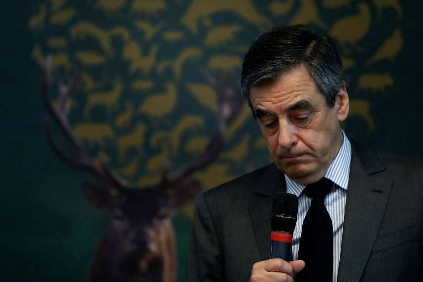 Fillon had been expected to go before investigating magistrates on Wednesday over the scandal, which has undermined his campaign for the presidency only six weeks from the first round of the election.