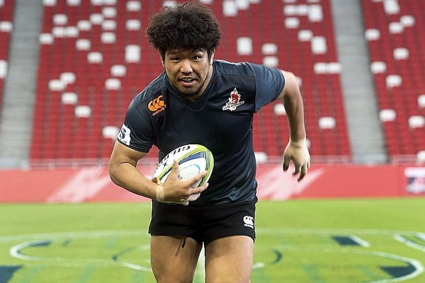 Horie's team, Sunwolves, will play their next Super Rugby match at the Singapore National Stadium on March 25. Their opponents will be the South African team, Stormers.