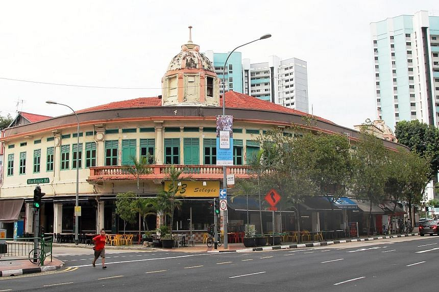 After public outcry over the initial plan to demolish and rebuild a corner of the 1924 Ellison Building, the LTA said it would hire a conservation specialist to advise on how best to minimise impact on the structure.
