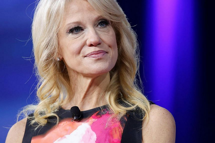 Top White House aide Kellyanne Conway said that she had no evidence to back up US President Donald Trump's claim that Barack Obama had wiretapped him.