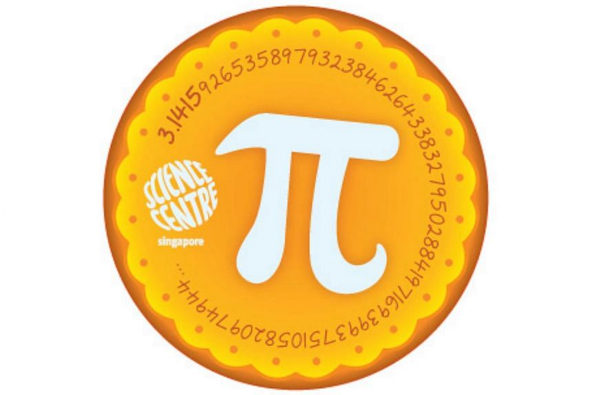 The Singapore Science Centre will get 100 visitors to form the circle of Pi to usher in Pi Day at 1.59pm on Tuesday (March 14).