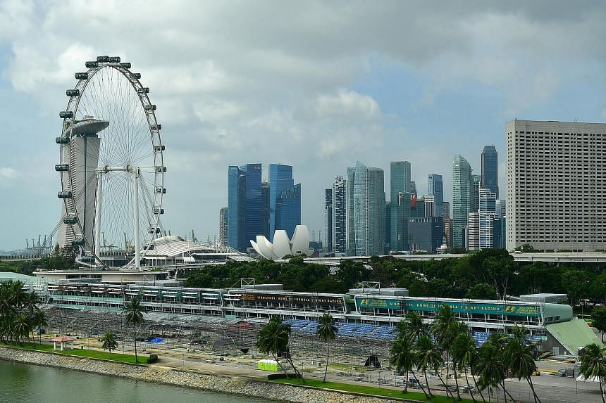 Singapore topped consulting firm Mercer's list of cities in Asia offering the highest quality of life.