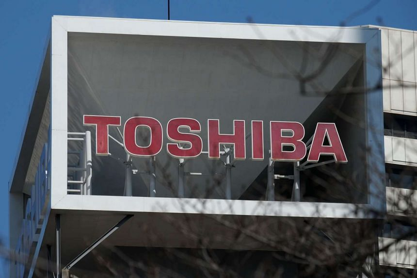 Toshiba Corp has asked financial regulators to extend its Tuesday (March 14) deadline for submitting official third-quarter earnings until April 11.