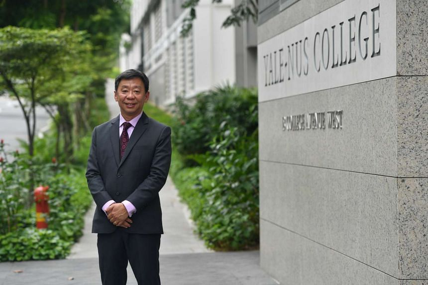 Historian Tan Tai Yong has been named the new president of the Yale-NUS College.