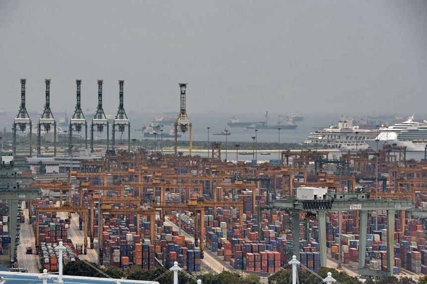 Singapore's Maritime Port Authority has temporarily suspended the harbour craft licences of five bunker tankers.