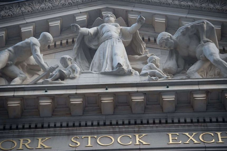 Wall Street stocks retreated on Tuesday (March 14) ahead of an expected Federal Reserve interest rate increase on Wednesday.