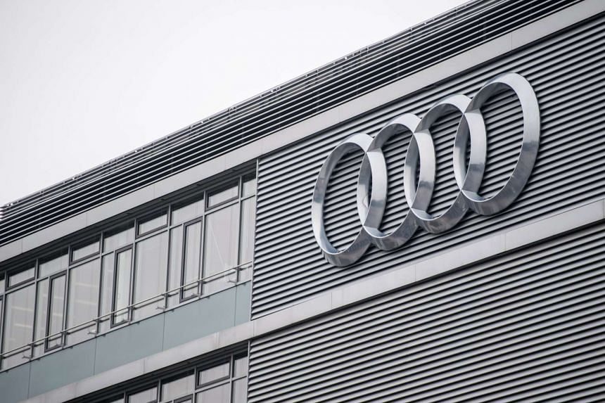 German prosecutors raided Audi offices across Germany as part of investigations into the manipulation of diesel engines.