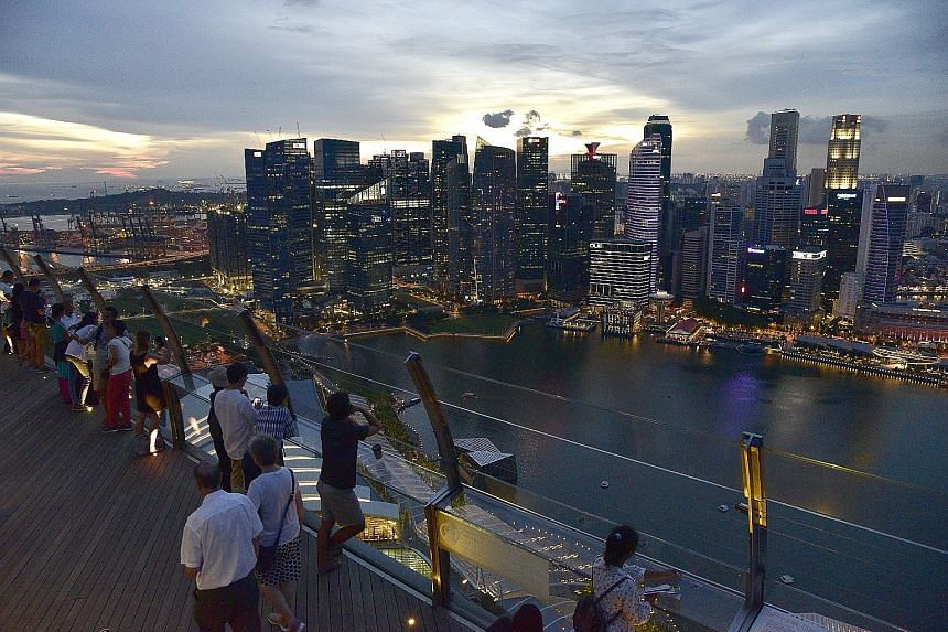 Globally, Singapore is No. 25 on Mercer's 2017 Quality of Living survey of 231 cities. Vienna is at No. 1 for the eighth year in a row.