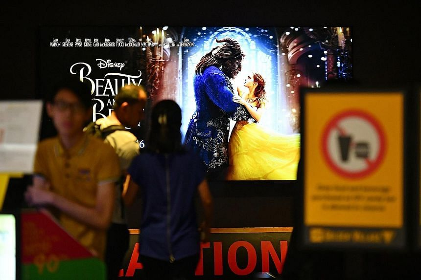 """The NCCS issued a letter to churches yesterday urging pastors to """"alert"""" their congregation about the homosexual content in Disney's Beauty And The Beast, which will be released here tomorrow."""