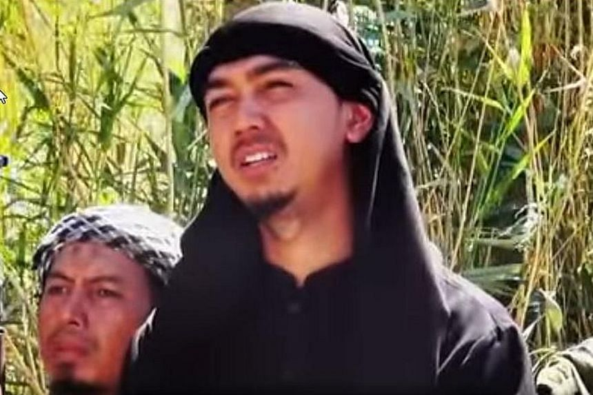 Bahrumsyah was allegedly hand-picked by al-Baghdadi to lead a Malay archipelago unit of ISIS in Raqqa.