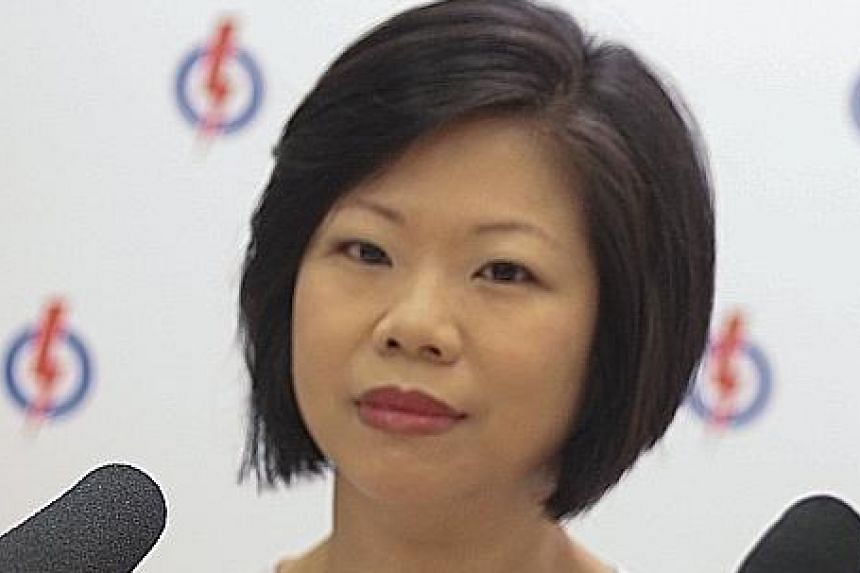 Senior Minister of State for Trade and Industry Sim Ann.