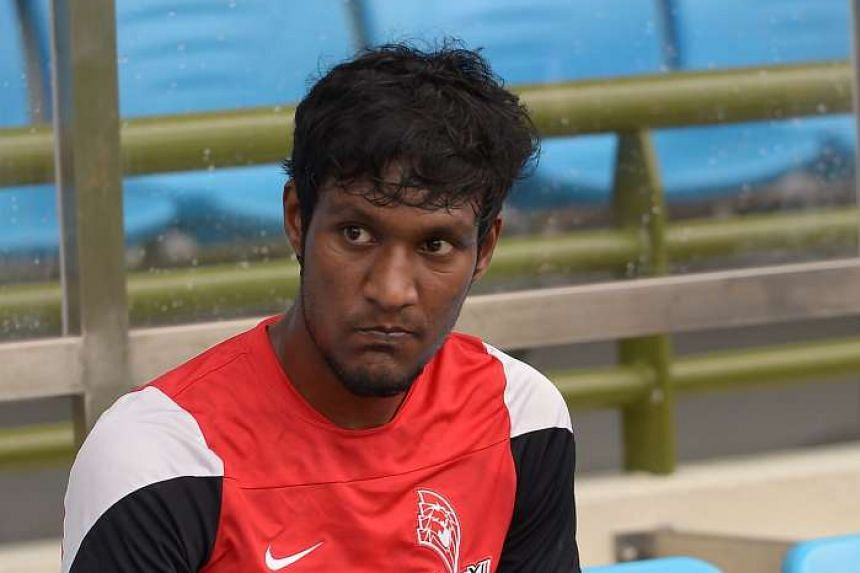 Tampines Rovers defender Madhu Mohana received a suspended fine of $1,000 and asked to give an official letter of apology for posting derogatory content against a match official on social media.