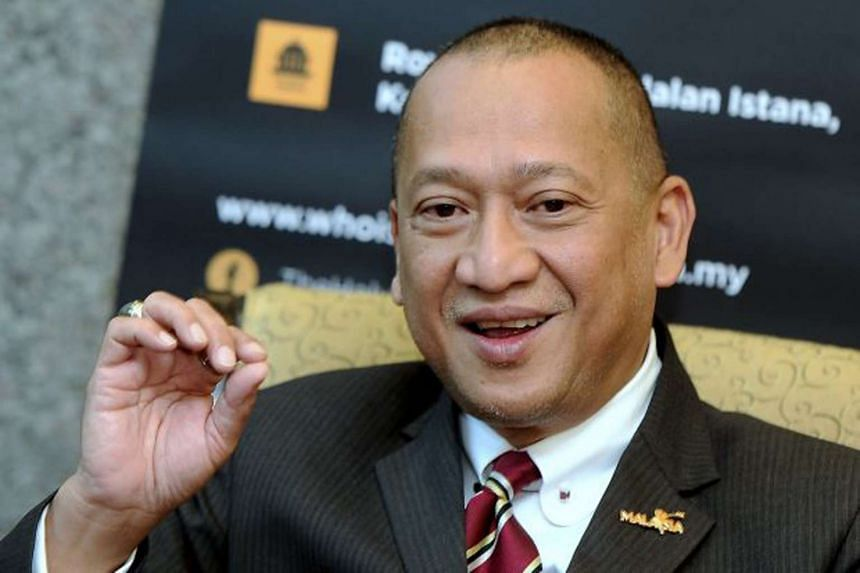 """Malaysia's Tourism and Culture Minister Nazri Aziz criticised the country's censors for seeking to cut a """"gay moment"""" in the movie."""