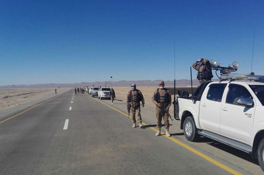 A special security force created to provide protection to Chinese investments and trade convoys on the China-Pakistan Economic Corridor (CPEC).