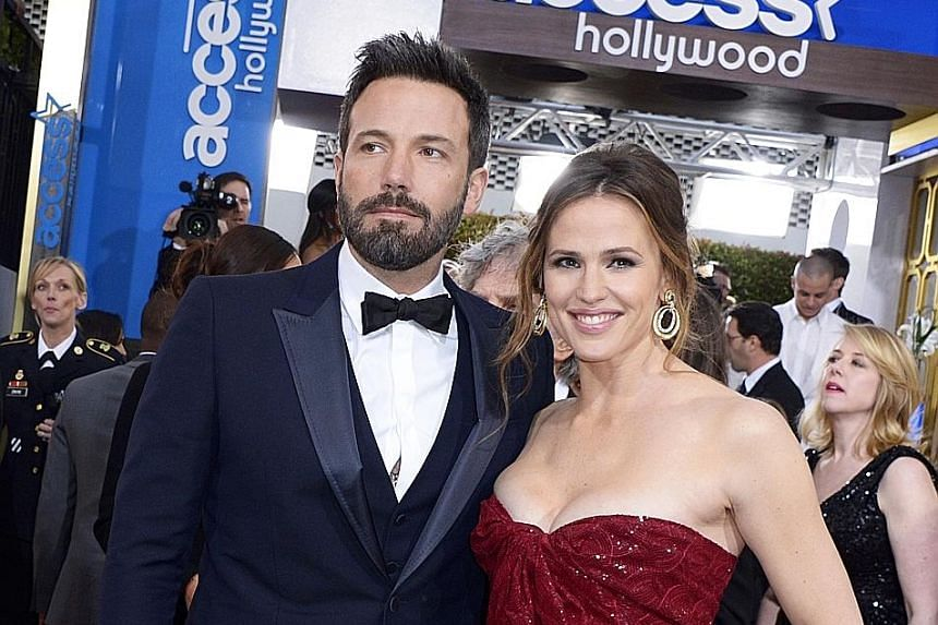Actor Ben Affleck separated from wife and actress Jennifer Garner in 2015, but is said to have called off the divorce earlier this month.