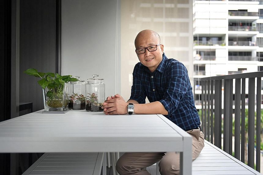 Mr Tan lost his job at a multinational in December 2015. He found a new job five months later, and went for a programme to help him adapt to the smaller firm.