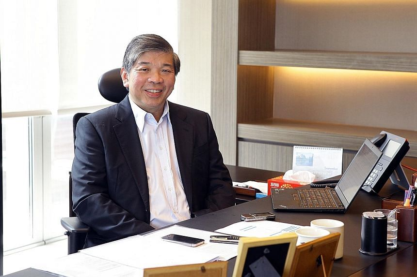 Mr Teo Siong Seng, managing director of PIL, is optimistic the shipping industry will see better days ahead. Shipping line PIL operates nearly 180 vessels as one of the largest private shipowners in South-east Asia today and is the 15th-biggest conta