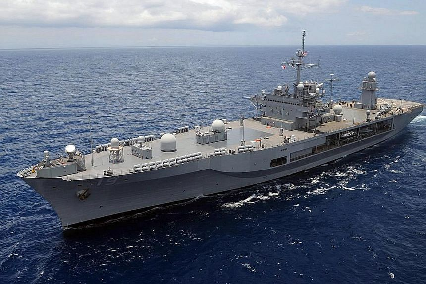 "USS Blue Ridge is the the command ship of the US Seventh Fleet that is based in Japan. The recent indictments in the ""Fat Leonard"" bribery case are related to offences that the accused had committed while they were assigned to this fleet. The charges"