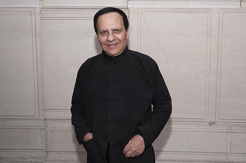 Azzedine Alaia has styled famous women such as actress Greta Garbo and former United States first lady Michelle Obama.