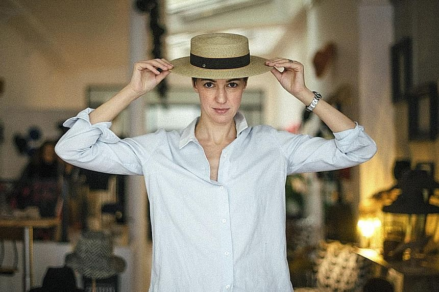 Chloe Thieblin, who founded six-year-old millinery brand Mademoiselle Chapeaux, is doing such brisk business that she is in talks to acquire a workshop that supplies major luxury brands.