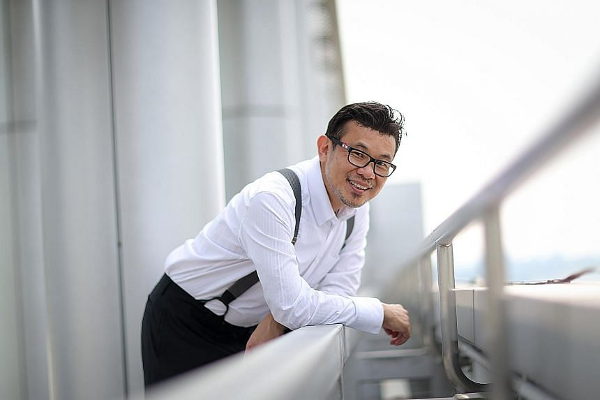 Mr Koh, CEO of Oceanus, says the next step is to lift the firm's profitability. It is looking to diversify its products and expand into new markets in Asia-Pacific.
