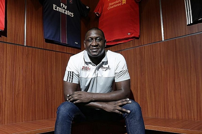 Former Leicester striker Emile Heskey feels the Foxes are unpredictable and could win the Champions League and get relegated.