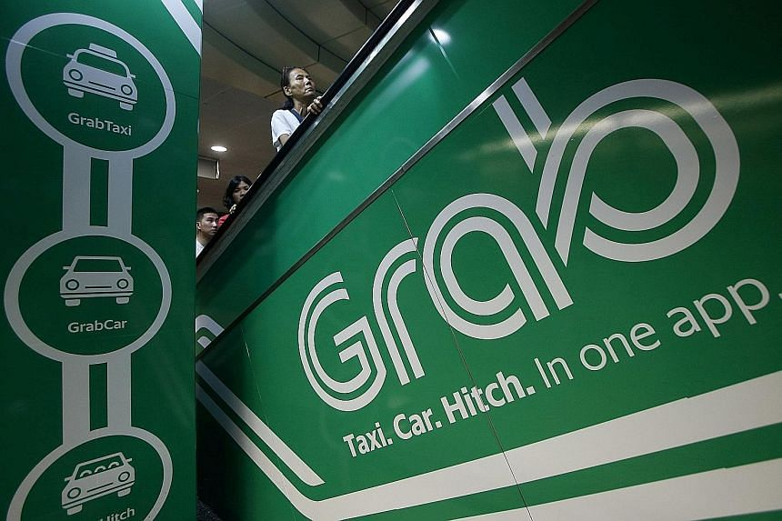 Grab's R&D centre in Singapore will move to a much larger office space of almost 100,000 sq ft in the Central Business District.