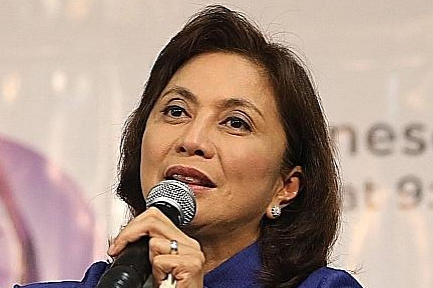 Mrs Robredo is one of a few high-profile Filipinos willing to speak out against the war on drugs.