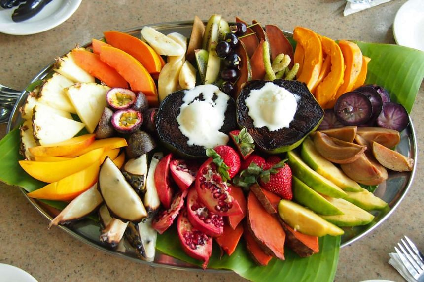 Fresh fruits are not just a source of sugar, but also contain fibre and vitamins. PHOTO: LYDIA VASKO