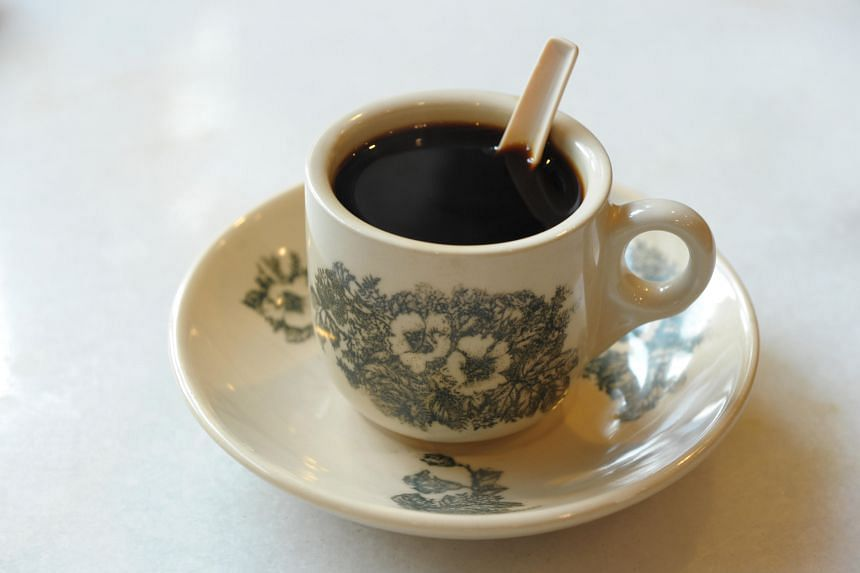 Caffeine hinders your body's ability to absorb nutrients. PHOTO: ST FILE