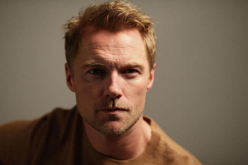 Ronan Keating said he wants to appear in more films after playing a part in the war drama, Another Mother's Son.