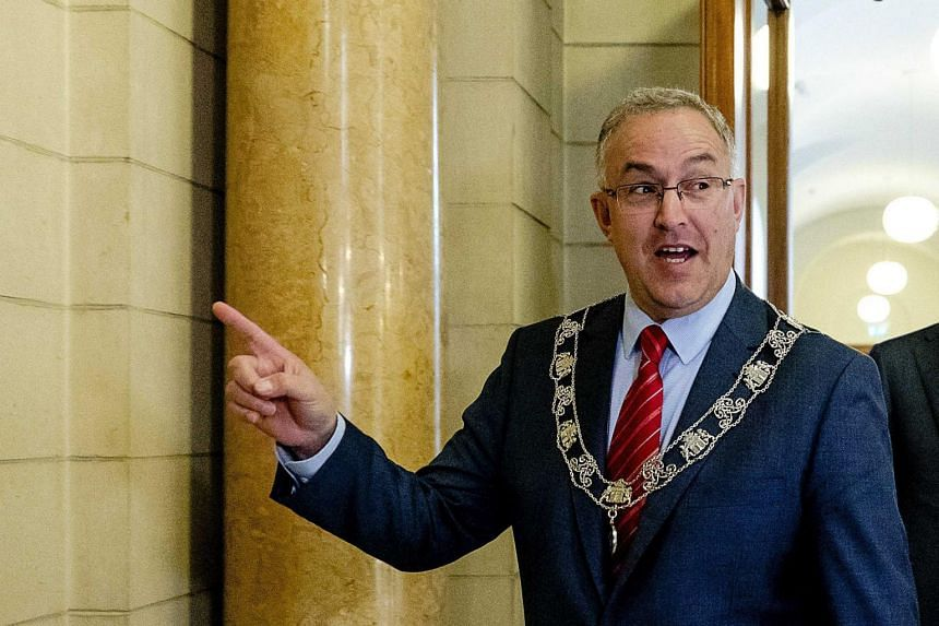 Rotterdam mayor Ahmed Aboutaleb has given his approval for a new demonstration at 1600 GMT on Friday (midnight Friday, Singapore time) starting outside Rotterdam's central station.