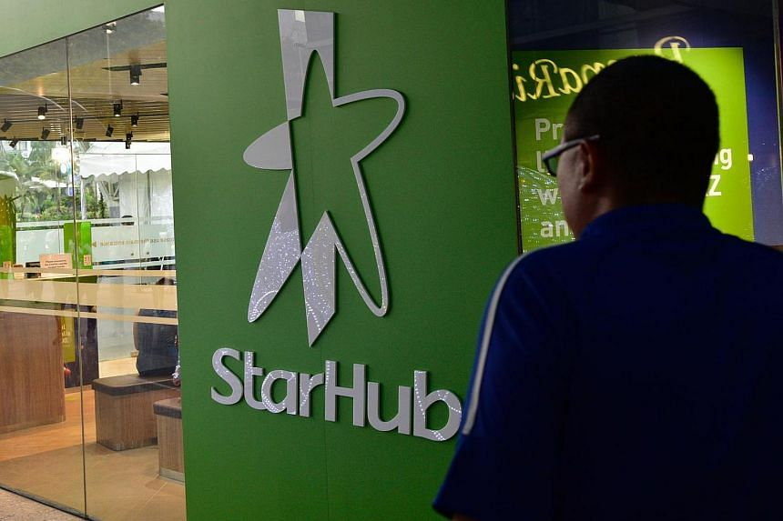The StarHub Shop at Plaza Singapura. StarHub opened its latest innovation and converged operations centre on Friday (March 17) at one-north.