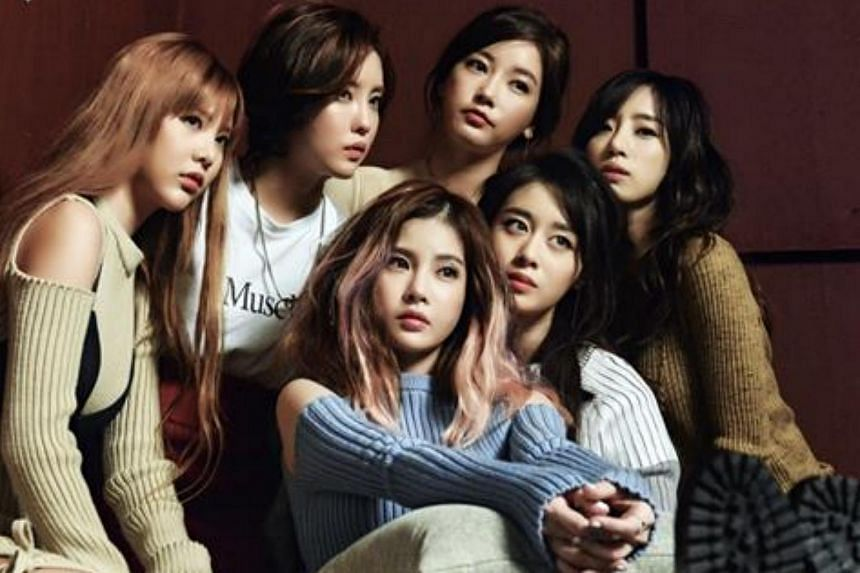 K-pop group T-ara is set to release their last album with all six members before their individual contracts expire.