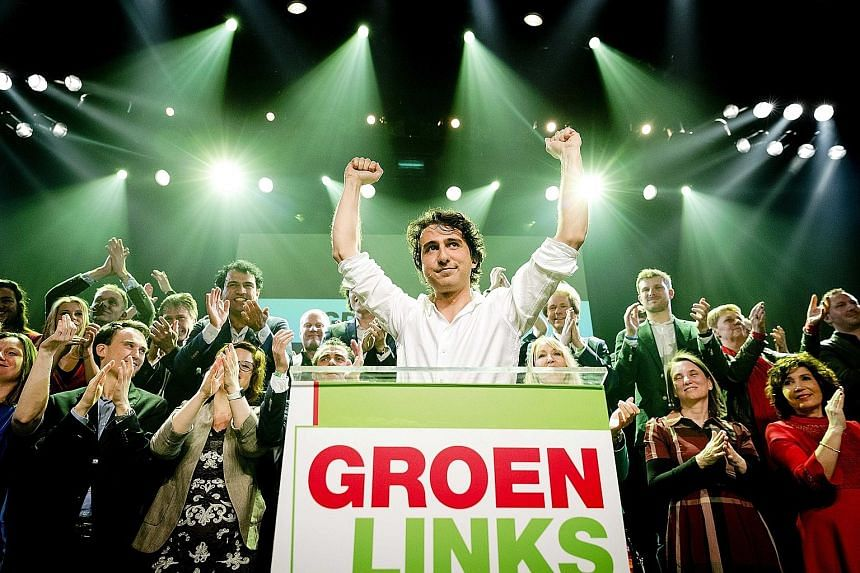 Mr Klaver took charge of the Dutch Green-Left Party in 2015, five years after entering national politics. He has gained a mass following, and taken advantage of social media to reach millions more.