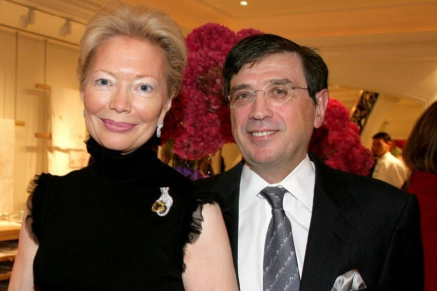 Joan and Bernard Carl are being sued for nonpayment by the celebrity wedding planner who designed their older daughter's wedding.