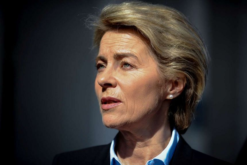 "German Defence Minister Ursula von der Leyen said everyone wanted the burden to be shared fairly and for that to happen it was necessary to have a ""modern security concept""."