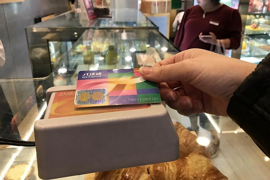 The Octopus card is very popular, with China Daily Asia reporting last September that users chalked up daily spending of HK$173 million (S$31.3 million).