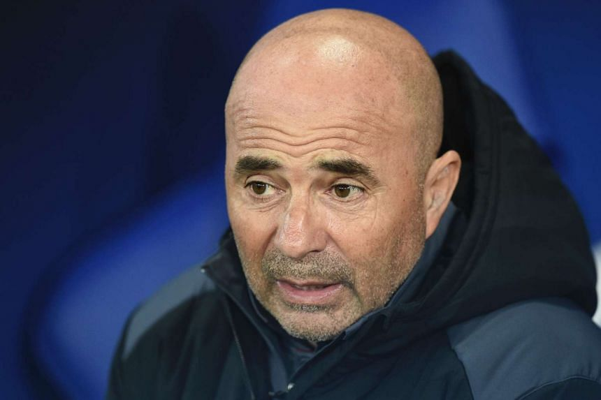 "Sevilla coach Jorge Sampaoli says the team needs to ""return to our true selves and re-establish our identity""."